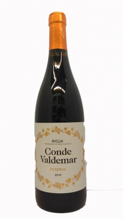 Conde Valdimar Reserva 2010