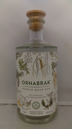 Ornabrack Single Malt Gin