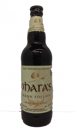 O'Hara's Leann Follain Extra Stout