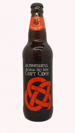 Stonewell Medium Dry Cider