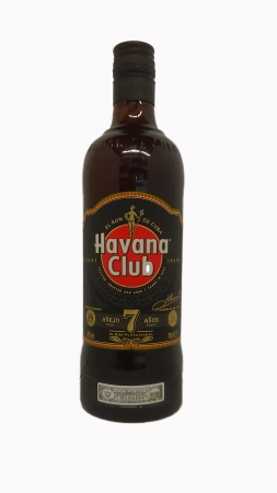 Havanna Club 7 Year Old