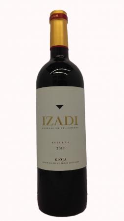 Izadi Reserva Rioja 2012