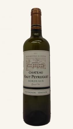 Chateau Haut Peyruguet Bordeaux 2017