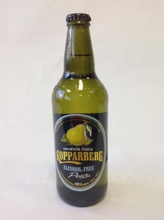 Kopparberg Non-Alcoholic pear