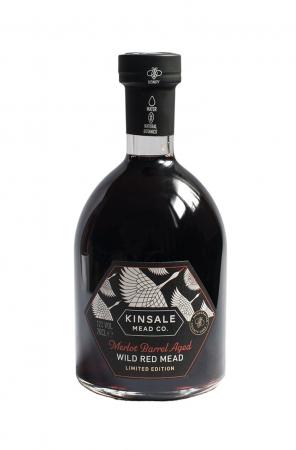 Kinsale Merlot Barrel Aged Wild Red Mead