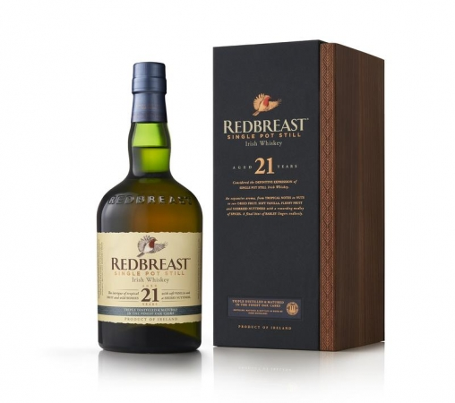 Redbreast 21 Year Old Single Pot Still