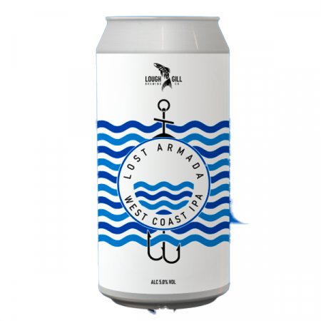 Lough Gill Lost Armada West Coast IPA