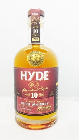 Hyde 10 Year Old Whiskey