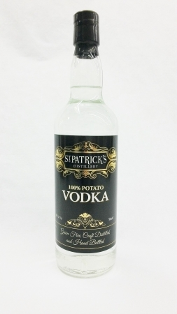 St Patrick's Potato Vodka